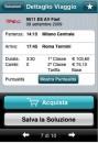 ProntoTreno: l'applicazione ufficiale per  iPhone di Trenitalia