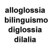 alloglossia