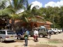 """Lamu road di fronte al """"Bar Bar"""""""