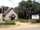 la chiesa Cristiana, Lamu road direzione Mambrui