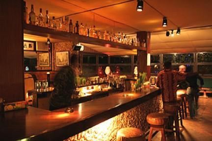 il banco-bar principale