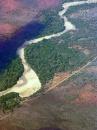 frattura della crosta terrestre al confine con la Tanzania