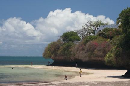 Immagini varie della costa, spiagge e del mare del Kenya. Kenya beach e marine pics