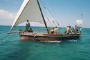 pescatori Bajuni sul dhow