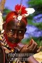 ritratto di guerriero Moran Samburu