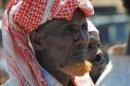 vecchio della tribù Somali