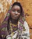 ragazza Orma della costa nord del Kenya