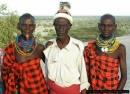 la fierezza dell'antico popolo Turkana