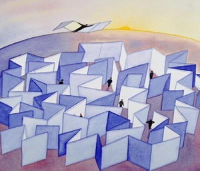 labirinto sogni folon