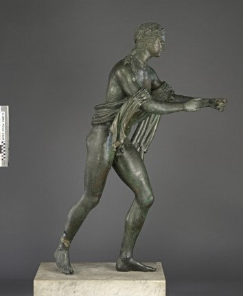Apollo_bronzo restaurato