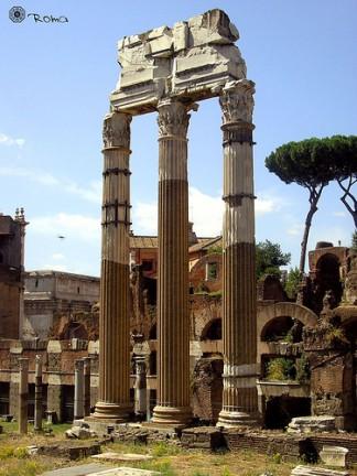Cosa mangiavano i romani durante un pranzo for Cibi tipici di roma