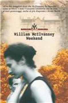weekend di william mcilvanney copertina