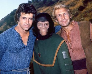 Il Pianeta delle Scimmie: La Serie TV