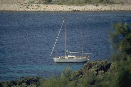 Effemera, la barca di Paolo Dell'Oro