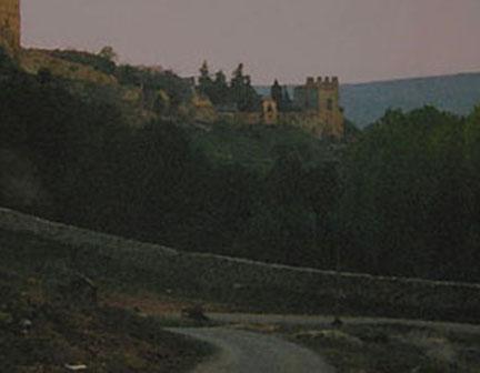 paesaggio medievale