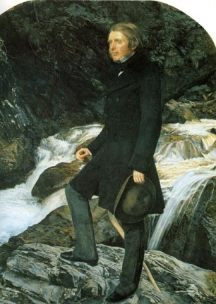 John Ruskin - Ritratto di Sir John Everett Millais - 1853-4 c.a