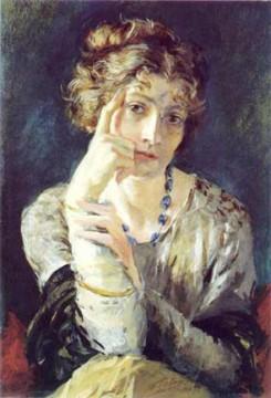 Ritratto di Madame Henriette Fortuny _1915 ca