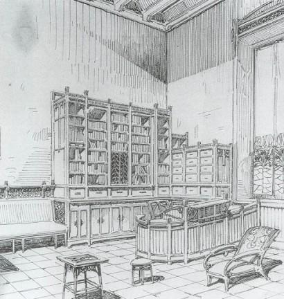 Studio Casa Ravà_Roma 1903