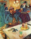 Toulouse-Lautrec - Monsieur Boileau 1893Dipinti e manifesti sull'assenzio