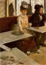 - Degas Bevitori d'Assenzio 1876
