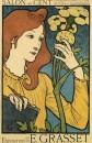 E S Grasset - Poster per il Salon des Cent