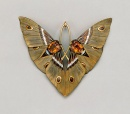 L Gaillard - Due Farfalle - 1900