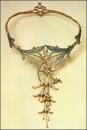 G Fouquet & A Mucha - Collana - 1905