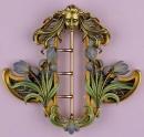 Grasset & Vever - Fibia di cintura