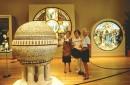 Oggetti della Cappella Bizzantina di Tiffany al The Charles Hosmer Morse  Museum