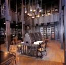 La Scuola d'Arte di Glasgow - Biblioteca