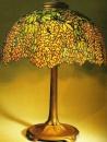Louis Comfort Tiffany - Laburnum_Lampadaraio da tavola - 1903