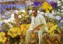 Louis Comfort Tiffany. Biografia: gli esordi da pittore