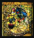 Louis Comfort Tiffany - Four Seasons Autumn