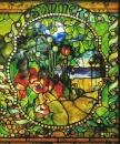 Louis Comfort Tiffany - Four Seasons - Summer