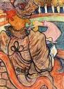 H_De Toulouse Lautrec - Au Nuveau Cirque_1892_Museum of Art_Philadelphia