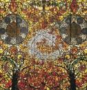Louis Comfort Tiffany- Butterfly window