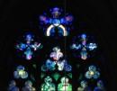 Mucha. Vetrata Art Nouveau di San Vito a Praga