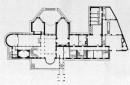1 - Palazzo Stoclet - Pianta 1° Piano