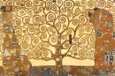 5 - G Klimt - Albero della vita_Cartone preparatorio