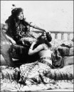 Sarah Bernhardt nei panni di Cleopatra (1901)