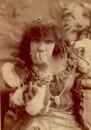 Sarah Bernhardt fotografata da Napoléon Sarony
