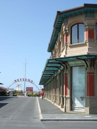 Viareggio - Bagno Nettuno