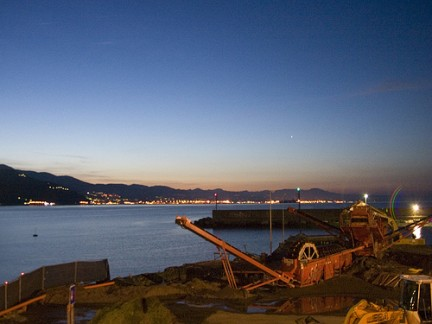 Arenzano by night