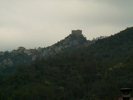 Veduta di Castelbianco