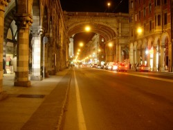 ponte via xx settembre genova