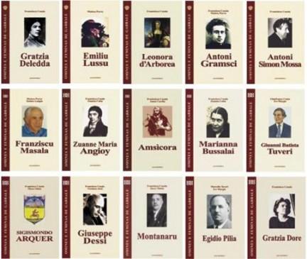 Omines e feminas de Gabbale è una collana composta da 15 monografie ...