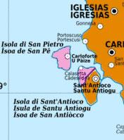 varianti linguistiche della Sardegna