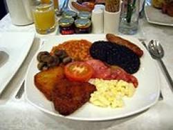tipica colazione all'inglese - foto presa da Wikipedia