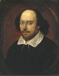 Shakespeare - http://en.wikipedia.org/wiki/William_Shakespeare