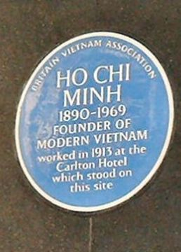 Ho Chi Minh - Knowledge of London